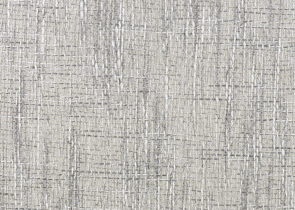 HOCKER Lederlook, Webstoff Grau, Hellgrau - Wengefarben/Hellgrau, Design, Holz/Textil (98/43/66cm) - CARRYHOME