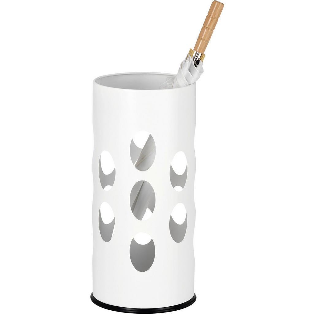 Boxxx Schirmständer metall weiß