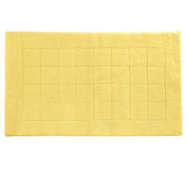 KOPALNIŠKA PREPROGA - rumena, Konvencionalno, umetna masa/ostali naravni materiali (60/100cm) - VOSSEN
