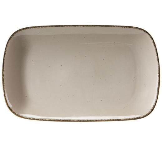PODNOS SERVÍROVACÍ - šedá, Trend, keramika (20/33cm) - Ritzenhoff Breker