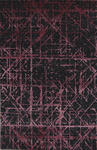 ORIENTTEPPICH   - Pink/Schwarz, Design, Textil (140/200cm) - Esposa