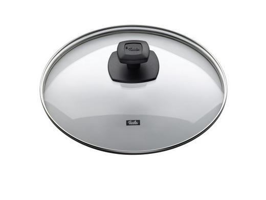DECKEL  28 cm - Basics, Glas (28cm) - FISSLER