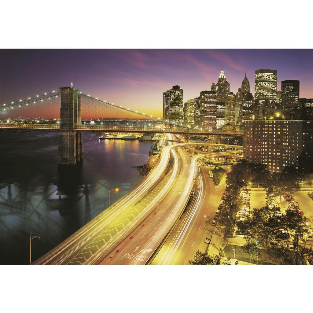 Komar Fototapete NYC Lights
