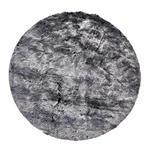 FELLTEPPICH   Grau, Silberfarben   - Silberfarben/Grau, Basics, Textil (160cm) - Novel