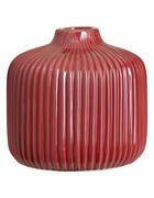 VASE 12,8 cm  - Dunkelrosa, Design, Keramik (13/12,8cm) - Ambia Home