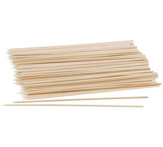 JEHLY NA ŠPÍZ - Basics, dřevo (24/11,7/0,5cm) - Fackelmann