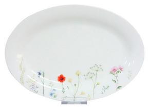 SERVERINGSBRICKA - multicolor, Lifestyle, keramik (22,3/32cm) - Novel