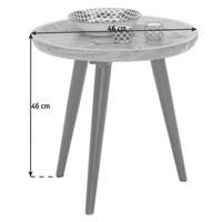 Beistelltische Tablett Tische Beistelltisch Sets Aus Holz Xxxlutz