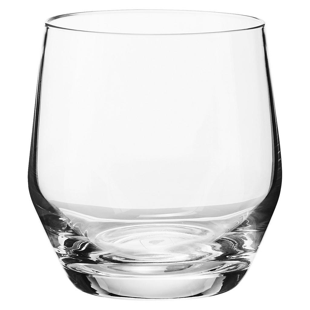 Leonardo Trinkglas Puccini , Transparent , Glas , 6-teilig , 310 ml , Essen & Trinken, Gläser, Trinkgläser