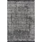 WEBTEPPICH  80/150 cm  Grau, Schwarz   - Schwarz/Grau, Design, Textil (80/150cm) - Novel