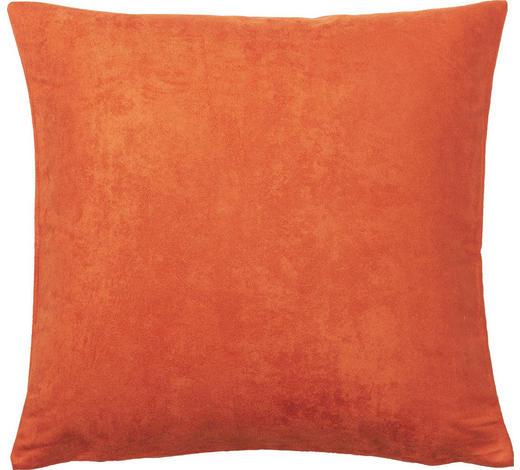 KISSENHÜLLE - Orange, Basics, Textil (50/50cm) - Novel