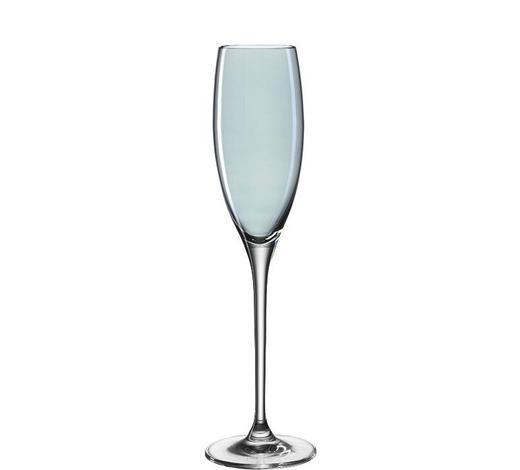 SEKTGLAS - Blau, LIFESTYLE, Glas (0,22l) - Leonardo