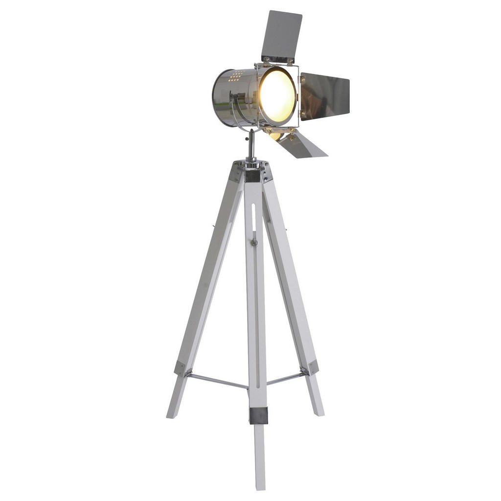 Studiolampe im Industrial Design