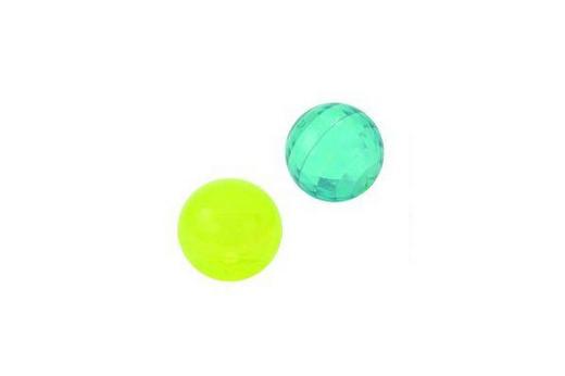 MÍČ HRACÍ - Multicolor, Basics, umělá hmota (10/10/10cm)