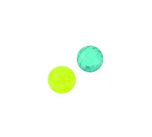 MÍČ HRACÍ - vícebarevná, Basics, umělá hmota (10/10/10cm)