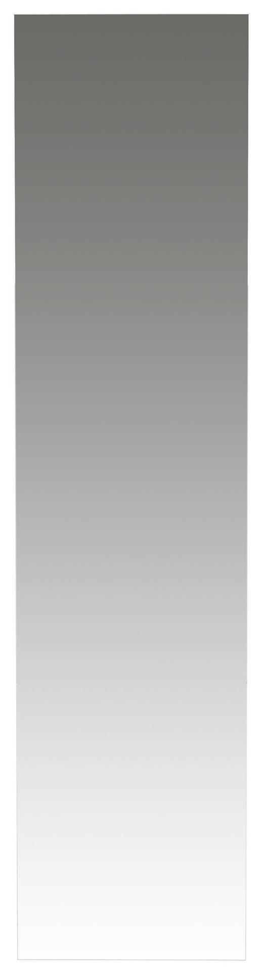 Spiegel - Weiß, Design, Holzwerkstoff (42/170/3cm) - Novel