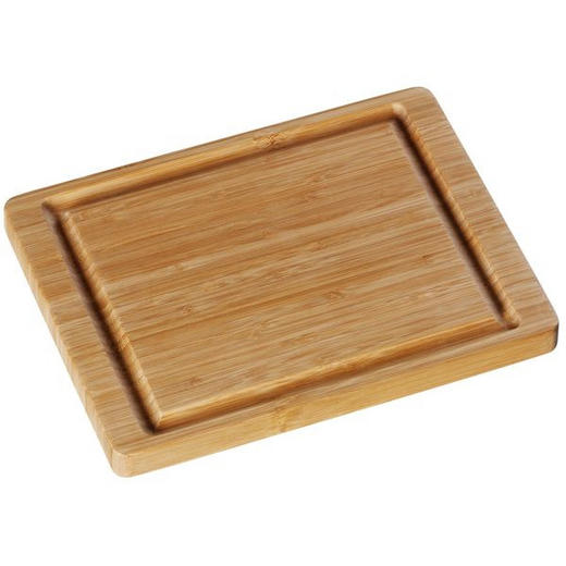 SCHNEIDEBRETT Holz - Naturfarben, Basics, Holz (20/26cm) - WMF