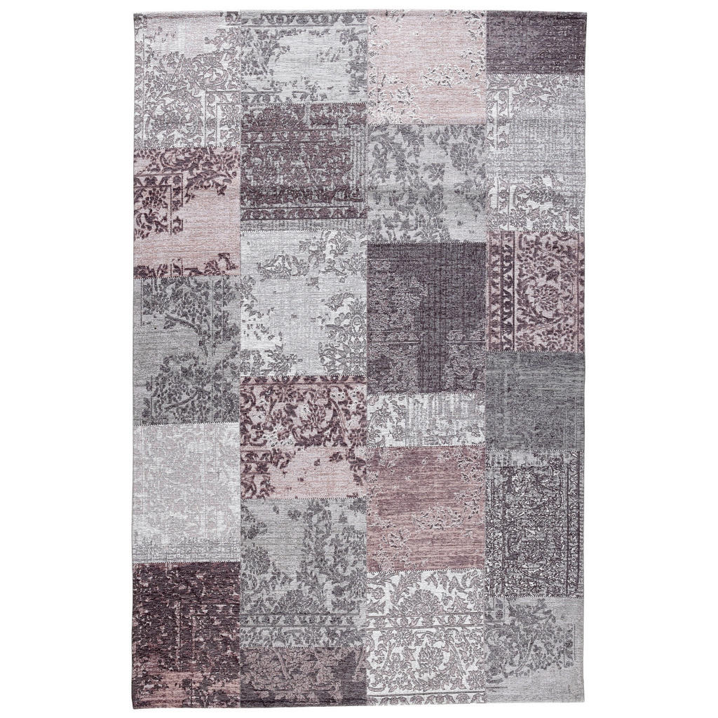 Novel Vintage-teppich 140/190 cm rosa