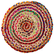 FLECKERLTEPPICH   Multicolor   - Multicolor, Basics, Textil (60cm) - Boxxx