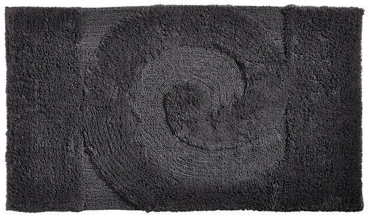 BADTEPPICH  Grau  60/100 cm - Grau, Basics, Kunststoff/Textil (60/100cm) - Ambiente