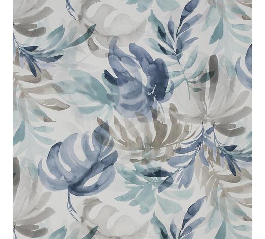 DEKOSTOFF per lfm blickdicht - Blau/Beige, Design, Textil (140cm) - Esposa