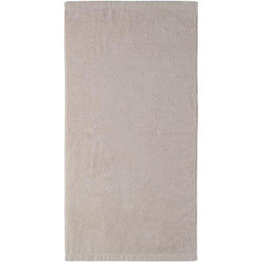 DUSCHTUCH 70/140 cm - Beige, Textil (70/140cm) - Cawoe