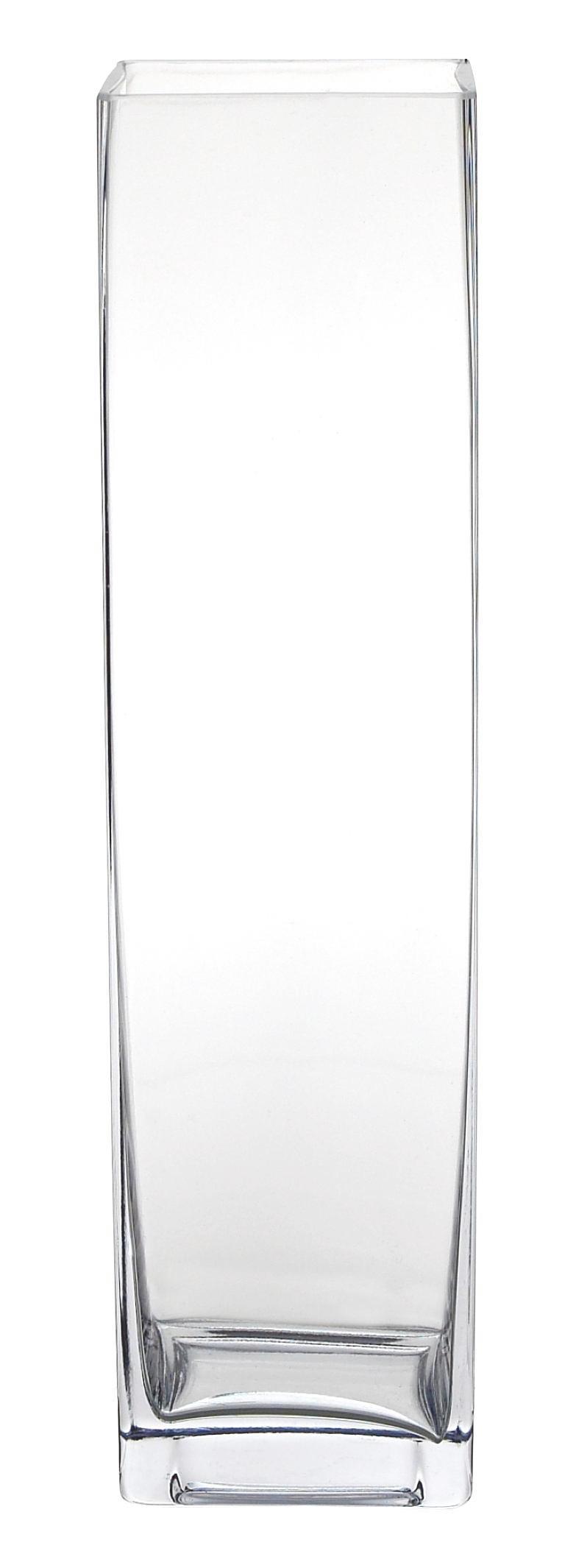 VAS - klar, Basics, glas (10/40/10cm)