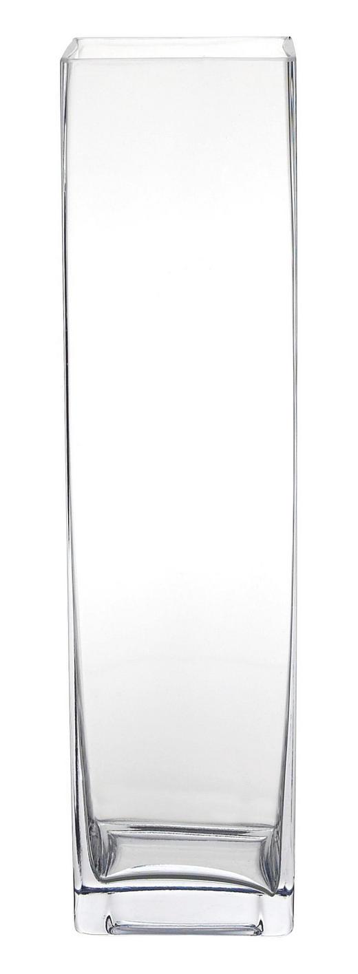 VASE - Klar, Basics, Glas (10/40/10cm)
