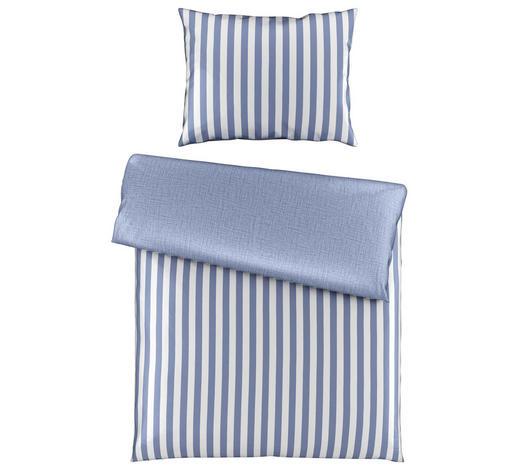 BETTWÄSCHE 140/200 cm - Blau, Design, Textil (140/200cm) - Ambiente