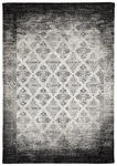 VINTAGE-TEPPICH  130/190 cm  Schwarz - Schwarz, LIFESTYLE, Kunststoff/Textil (130/190cm) - Novel