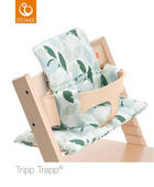 HOCHSTUHLEINLAGE Tripp Trapp - Hellgrün/Naturfarben, Trend, Textil (28/21/7cm) - STOKKE