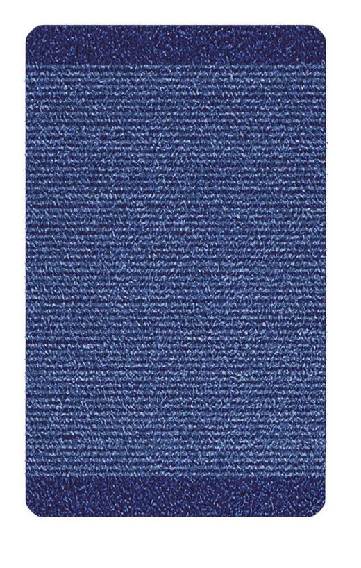 BIDET-VORLEGER in Dunkelblau 55/65 cm - Dunkelblau, Basics, Kunststoff/Textil (55/65cm) - Kleine Wolke