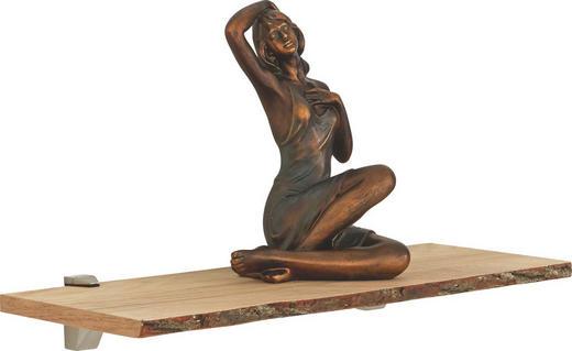 WANDBOARD Eiche Eichefarben - Eichefarben, KONVENTIONELL, Holz (60/2/23,5cm)