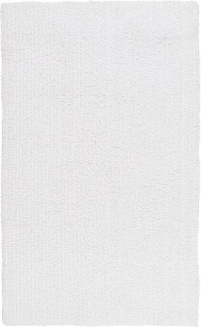 BADRUMSMATTA - vit, Natur, textil (60/100cm) - Linea Natura
