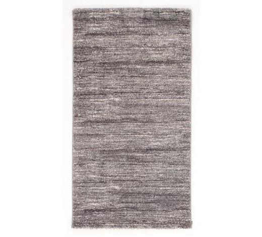 FLACHWEBETEPPICH  140/200 cm  Grau   - Grau, Design (140/200cm) - Novel