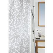 Duschvorhang 180/200 cm - Weiß, KONVENTIONELL, Kunststoff (180/200cm) - Spirella