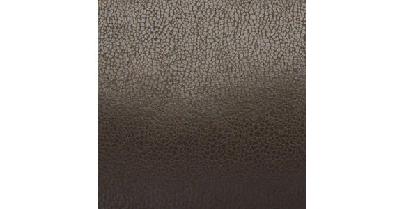 SCHWINGSTUHL Mikrofaser Dunkelbraun, Edelstahlfarben - Edelstahlfarben/Dunkelbraun, Design, Textil/Metall (47/106/63cm) - Cantus