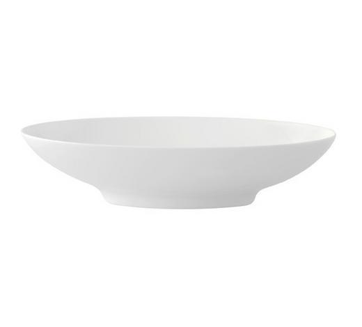 SCHALE Keramik Bone China  - Weiß, Basics, Keramik (22/38cm) - Villeroy & Boch