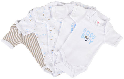BABYBODY-SET - Basics, Textil (86/92) - My Baby Lou