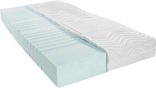 Bultexkern Matratze 90/200 cm - Weiß, Basics, Textil (90/200cm) - Sembella