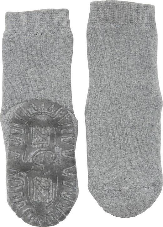 SOCKEN - Grau, Basics, Textil (24) - Sterntaler