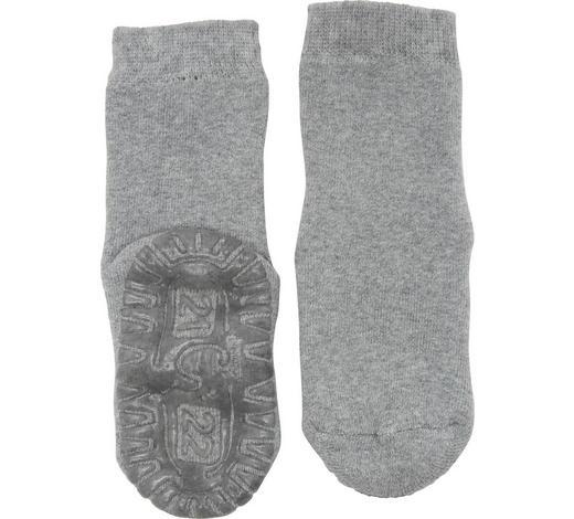 SOCKEN - Grau, Basics, Textil (22null) - Sterntaler