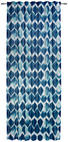 FERTIGVORHANG  halbtransparent  135/245 cm - Türkis, KONVENTIONELL, Textil (135/245cm) - Esposa