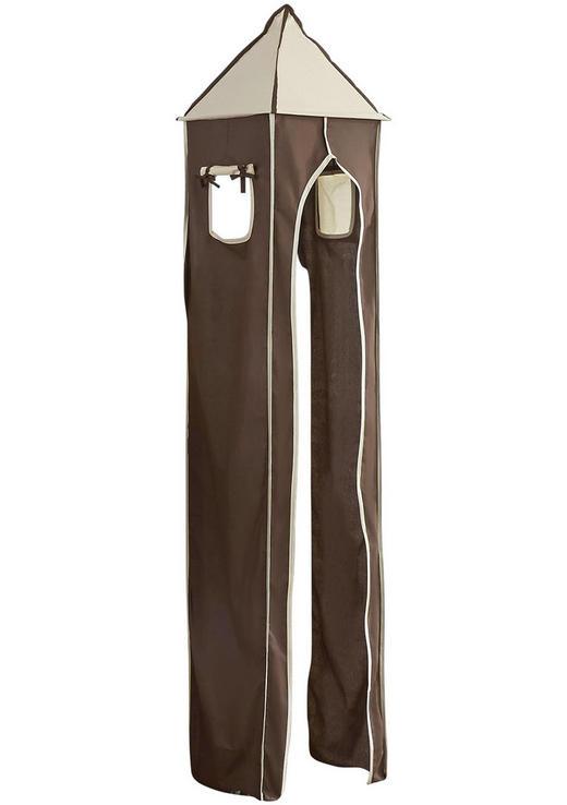 TURMSET - Beige/Braun, Design, Textil (40 235 40cm)