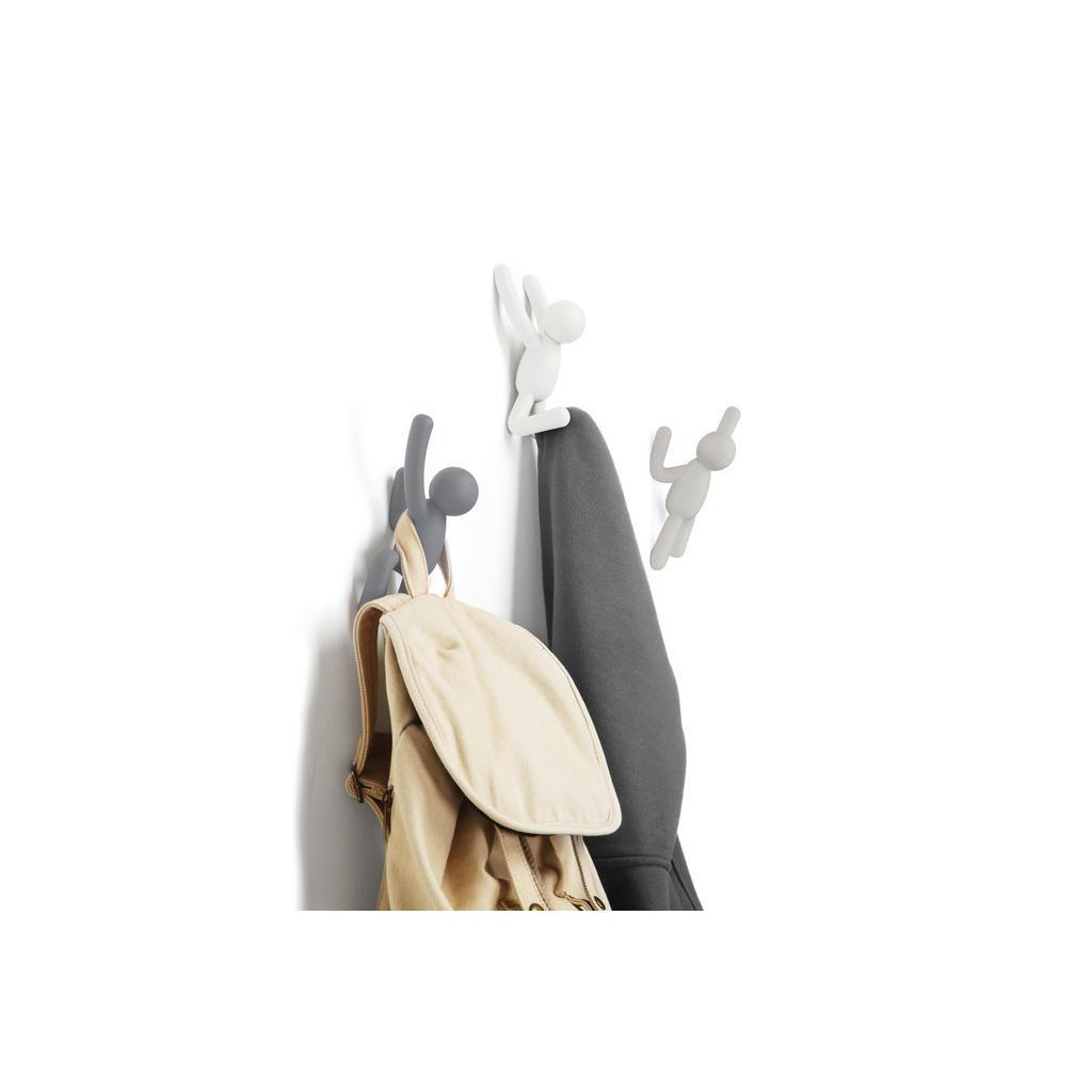 XXXLutz Garderobenhaken anthrazit