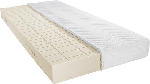 MATRATZE - Weiß, Basics, Textil (140/200cm) - Sembella