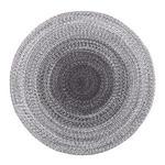 TEPPICH  - Grau, Trend, Textil (120cm) - Novel