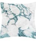 Okrasna blazina NOBLE LIVING - siva/bela, Design, tekstil (45/45cm) - Novel