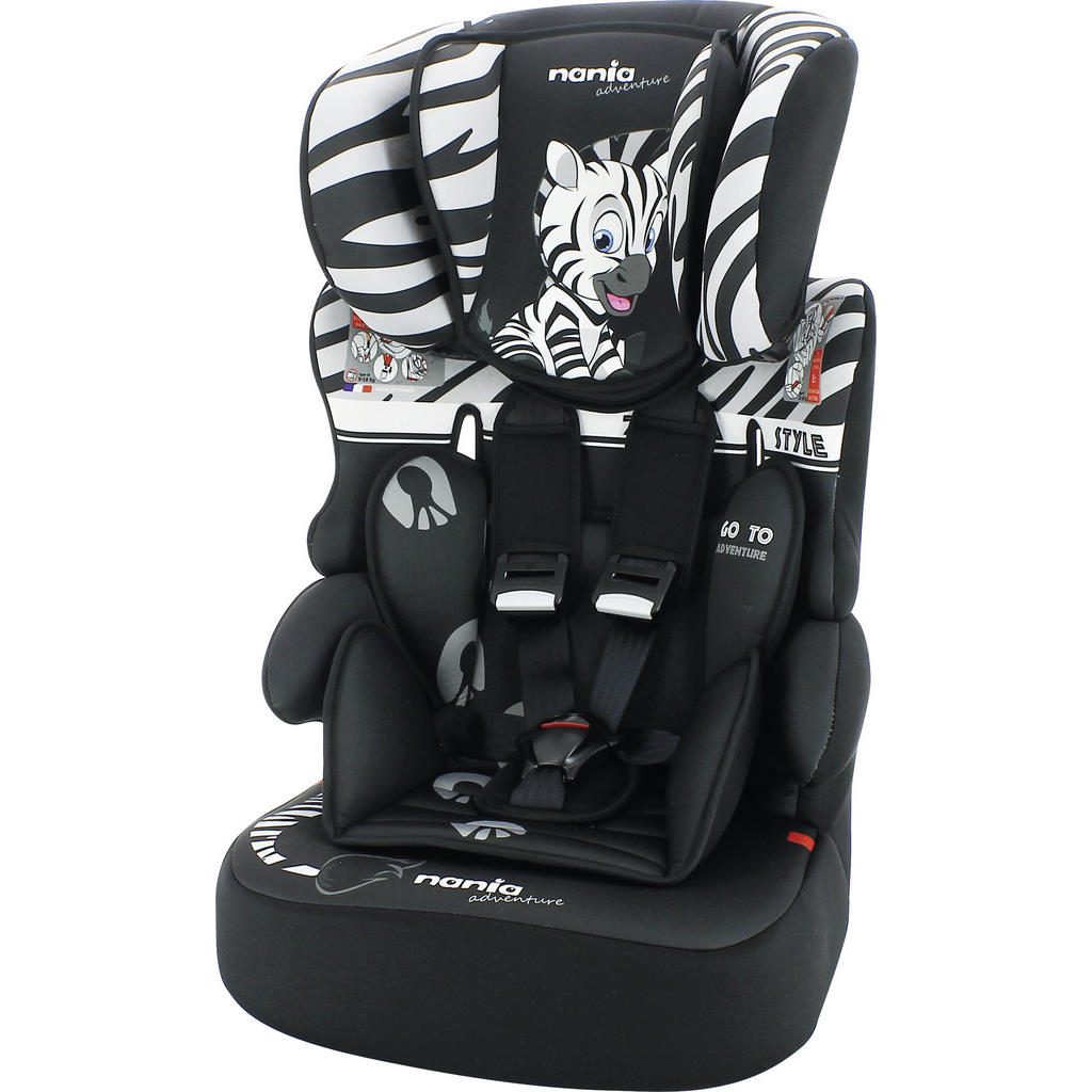 XXXLutz Kinderautositz osann belinesp luxe zebra