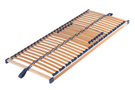 LATTENROST 100/200 cm   Kirschbaum Echtholz - Naturfarben, Basics, Holz (100/200cm) - Carryhome